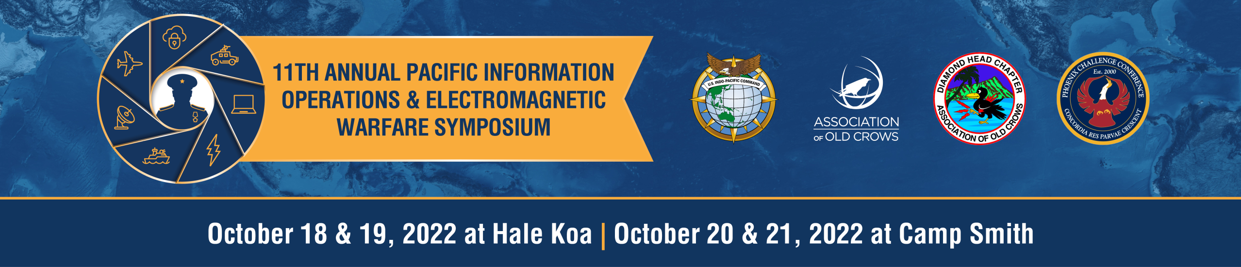 10th Annual Pacific Information Operations & Electronic Warfare Symposium